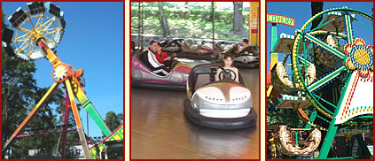 jurmala attraction amusement cars