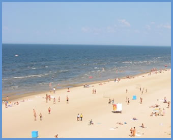 Cheap accommodation in jurmala beach latvia