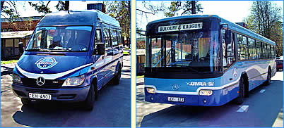 jurmala bus transport
